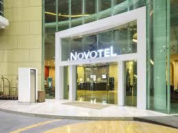 Proyek Hotel Novotel Gajahmada Jakarta